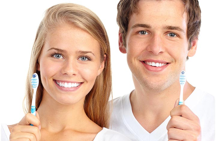 Tooth brushing Woodland Hills